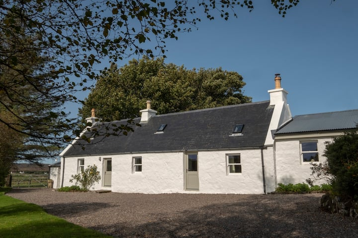 Luxury Cottage, Private Pensinsula, Portree