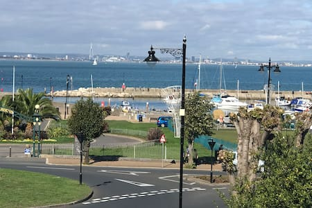 Stunning views of Ryde Esplanade and Harbour