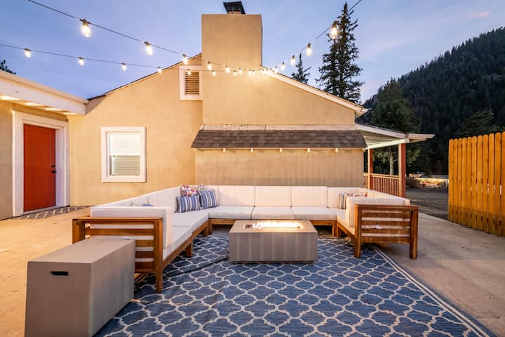 ☀Mountain Retreat☀ Hot Tub┃Mtn Views┃Kid Friendly