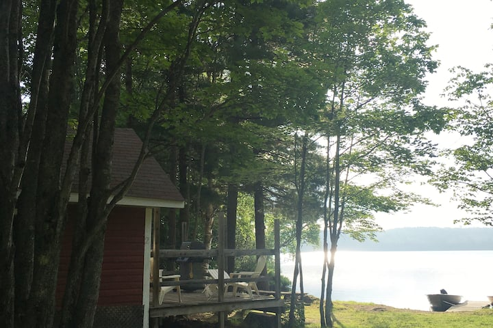 Maple Cabin: Sweet and simple cabin on a lake