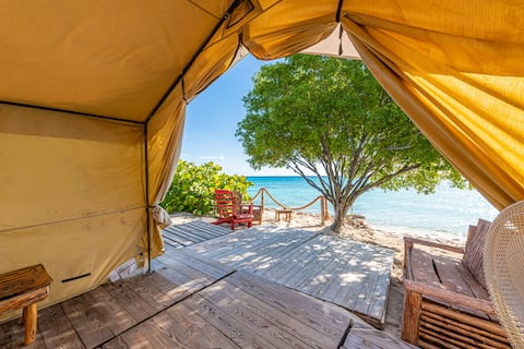 Luxury Glamping in the Beach - 3 Persons (B&B)