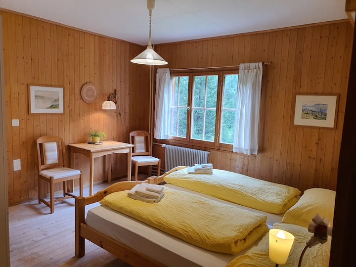 Gasthaus Sonnenhof Preda - Room 2