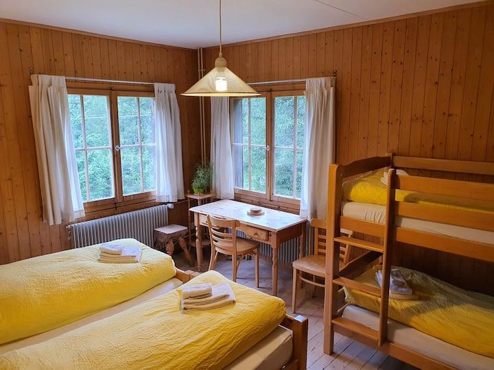 Gasthaus Sonnenhof Preda - Room 4