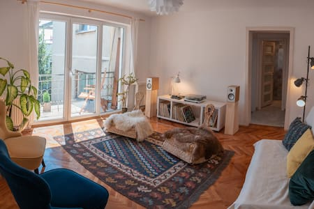 ZENe - 3 room apartment with panoramic terrace