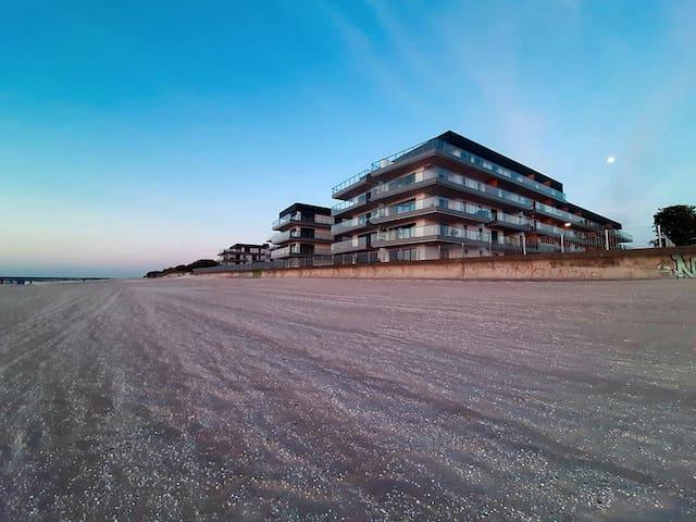 Apartament nad samym morzem w pełni wyposażony
