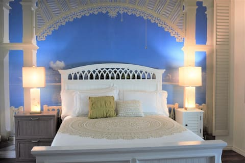 El Jobean Bed and Boat Dock/3 Bedroom Old Florida