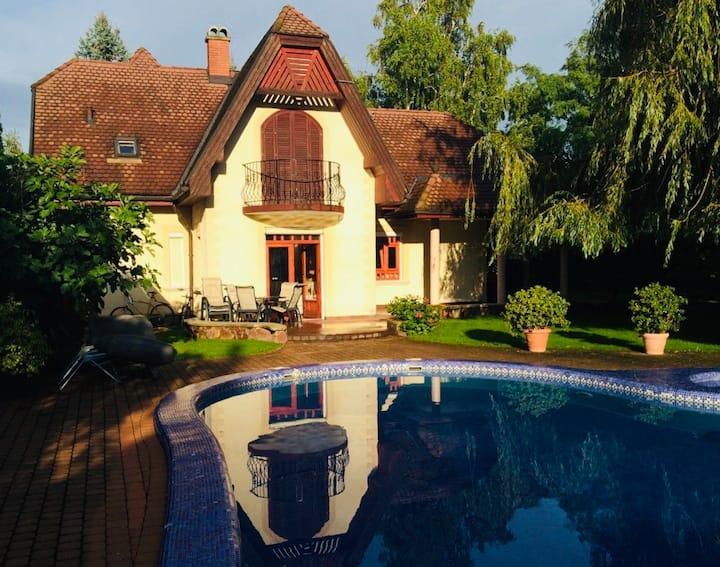 Summer Villa Zamárdi