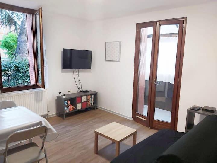 Annecy : appartement dans résidence de charme