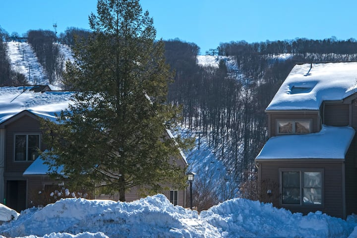 Shawnee Sanctuary - Spring Skiing is Here!