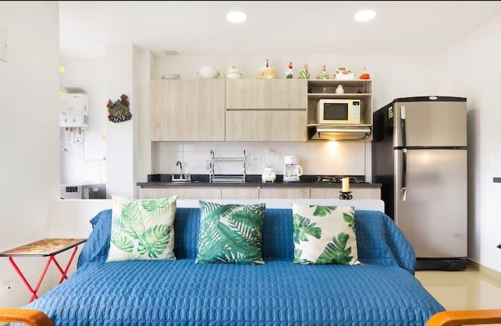 Apartamento acogedor en Guatapé