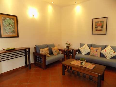 Ñuu Savi Villa, ideal family stay