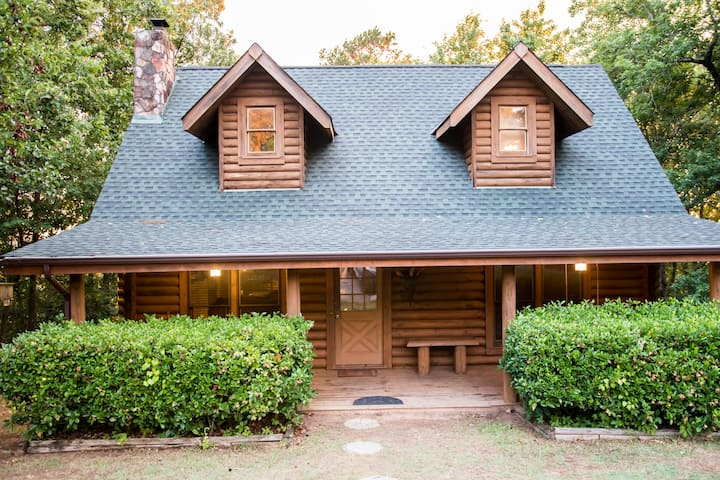 Perfect cabin for large families