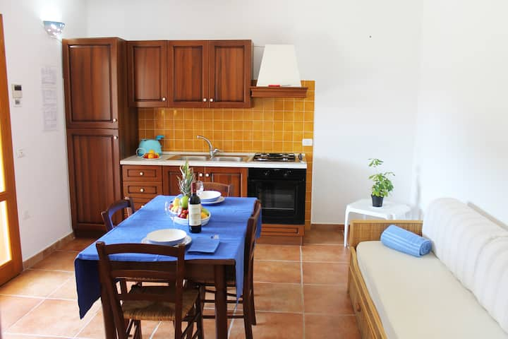 Apartment for 4 people – Bouganvillage