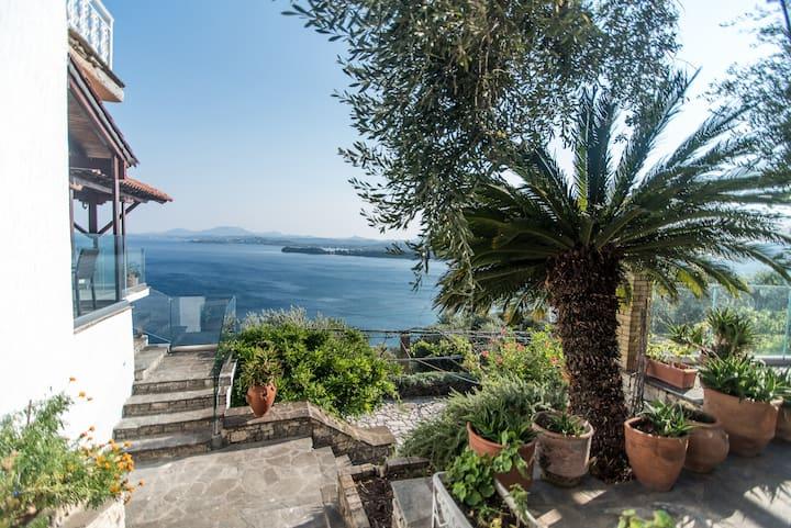 Pelagos Villas, Luxury Suites,  Ano Pyrgi, Corfù