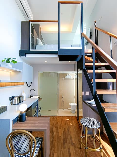 Seah Premium Loft (Staycation Approved)