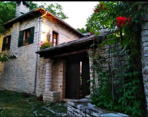 Παραδοσιακό Σπίτι στο Μονοδένδρι