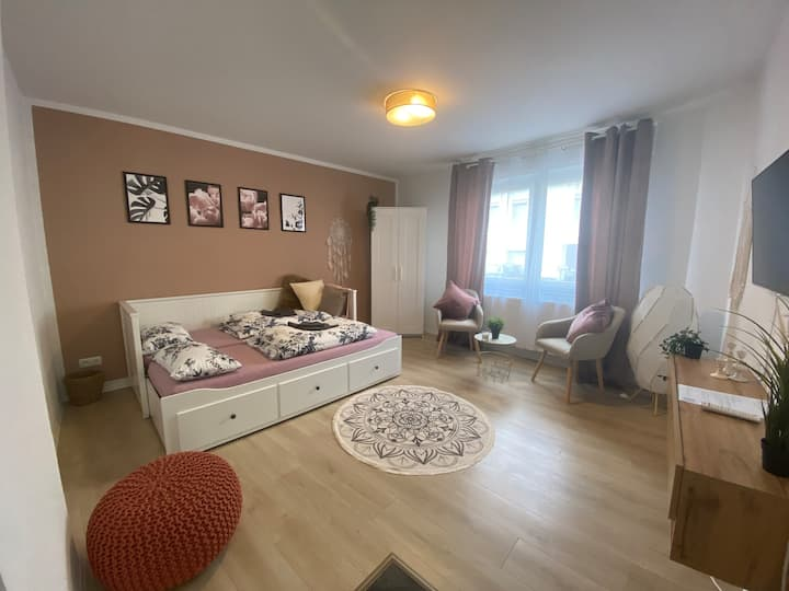 Bohemian Apartment in Adenau am Nürburgring