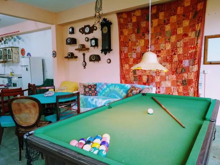 Um quarto na minha nave