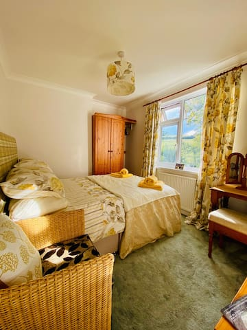 Sunny double room