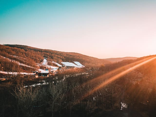 Pocono Mountain Escape