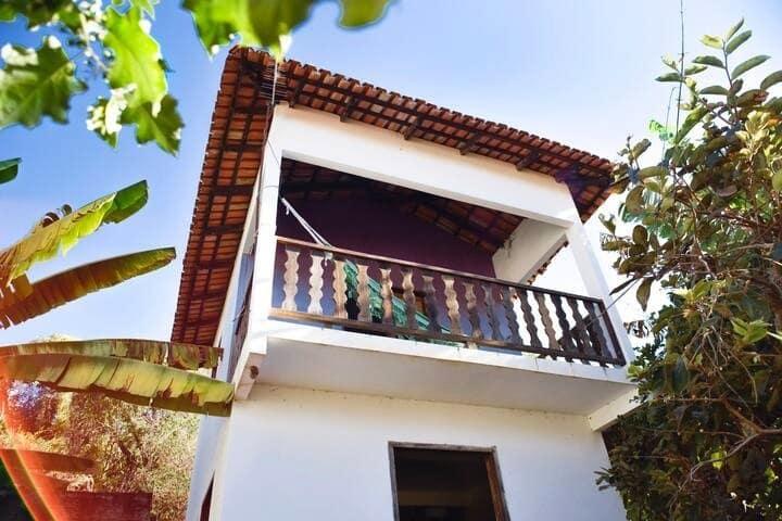 Duplex inteiro em Pirenópolis ❃ Pouso da Suindara