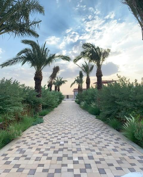 Al-Reemeeah Resortمنتجع خاص للاستجمام والهدوء