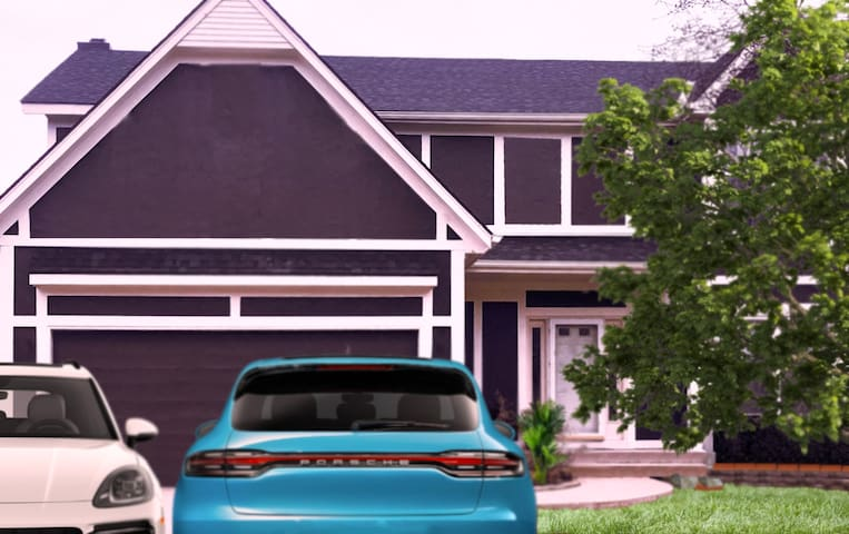 New Modern Spacious Luxury Private Home  4BR/3ba+