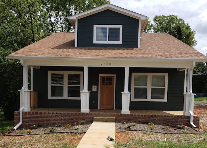Brand New in Historic District Perfect Location