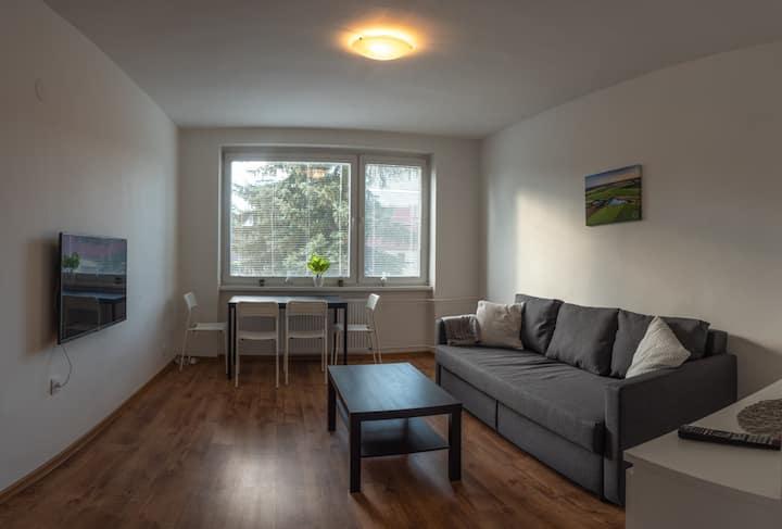 Apartmány Vysočina -  Apartmán  bez balkonu