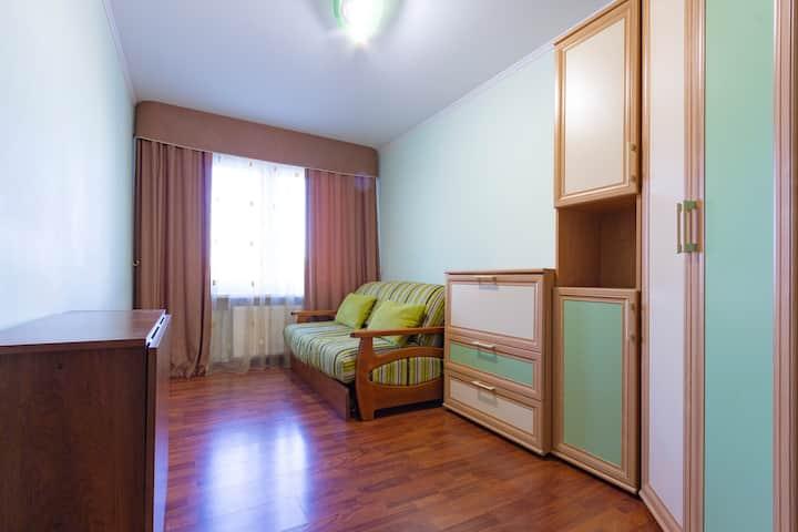 3-х комн квартира на Красноармейской 17