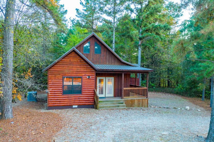 Newly Updated: Blaine's Bliss Cabin!