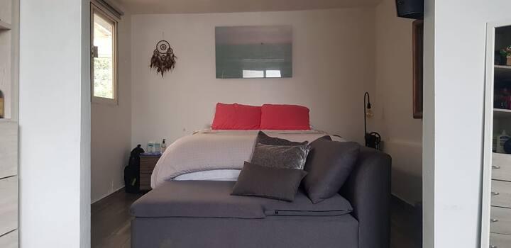 Master Room  con vestidor y baño en Nuevo Polanco