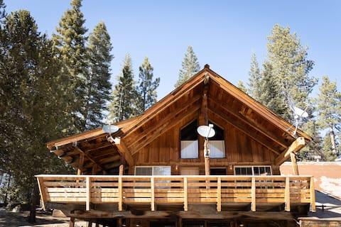 Cedar Suite at the Ponderosa Lodge