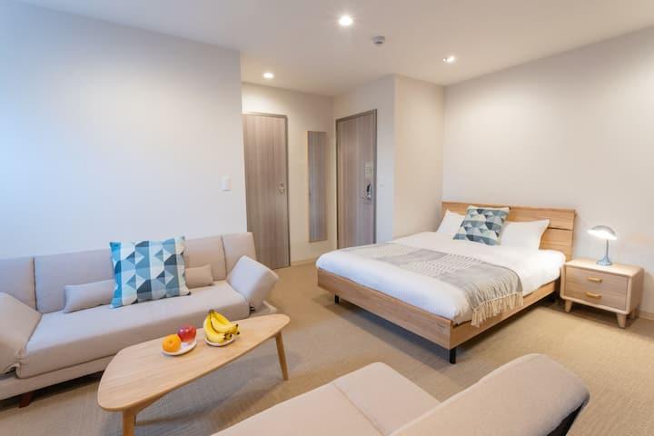Asakusa&Skytree/Rooftop Lounge/Bath with view