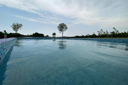 Weekend farm stay and party place near chandigarh