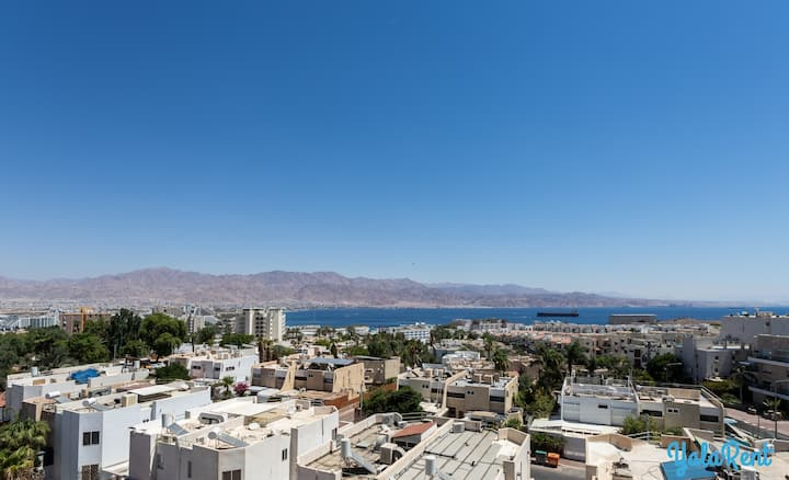 Gorgeous  Sea view  3BR Apartment - Yalarent