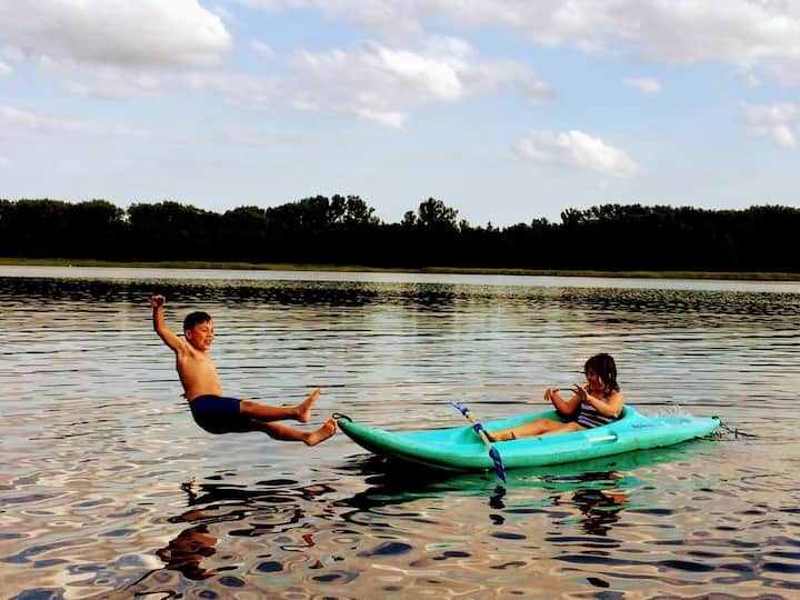 Ferienwohnung Holzendorfer See