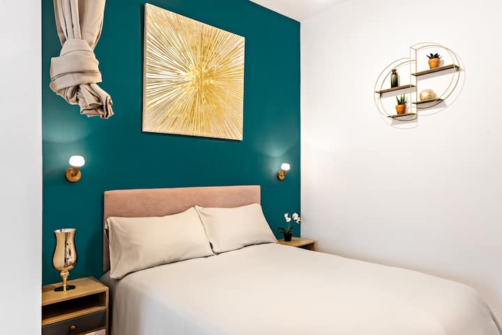 Stylish studio - Malaga centre