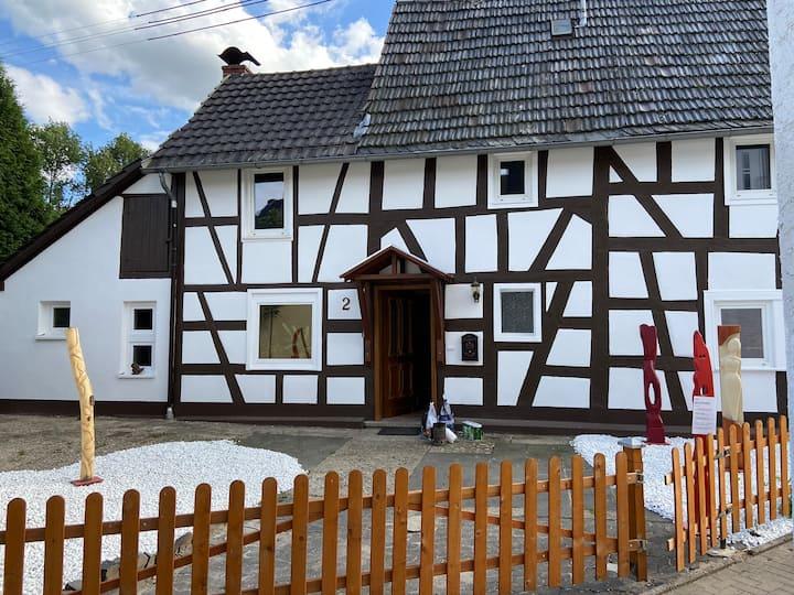 300 Jahre altes renoviertes Fachwerkhaus