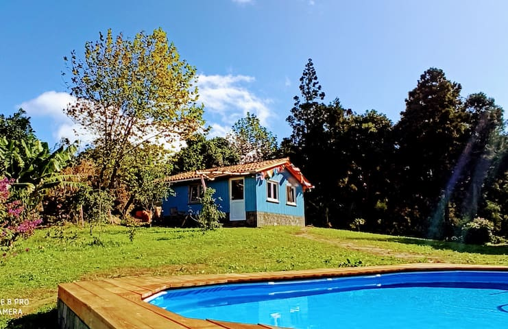 Casa Parvati with pool and great view for 2!