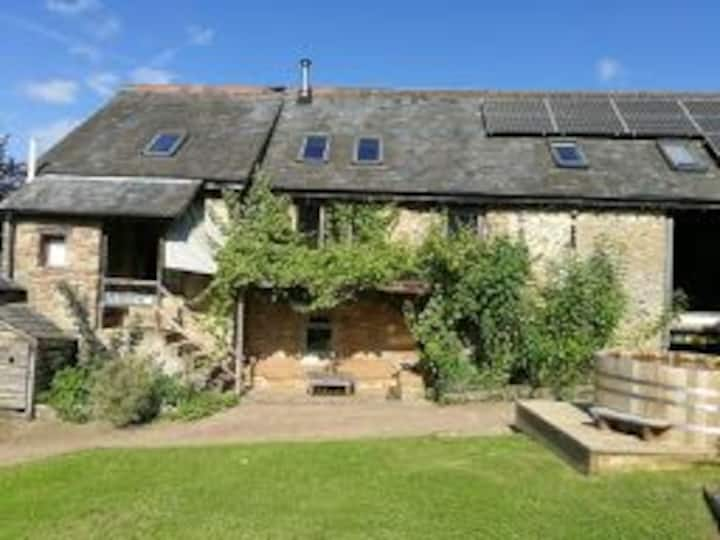 Forest of Dean Converted Barn + Hot Tub  Sleeps 15