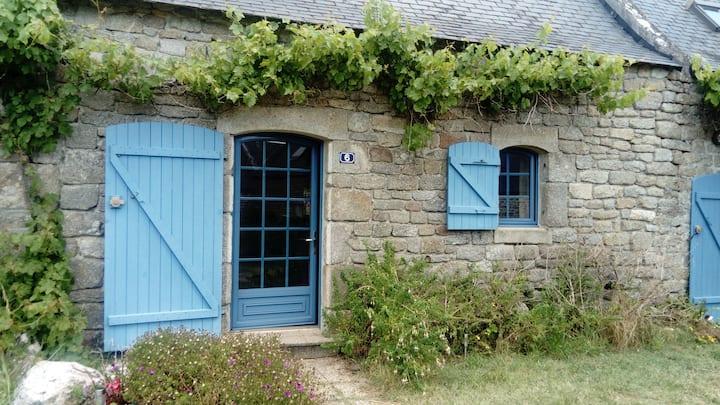 Typique maison bretonne au calme, Loctudy-Lesconil