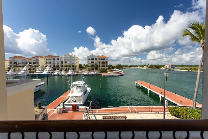 Amazing Marina Views Cap Cana