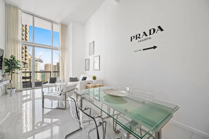 ICON W Residence W/ Pool & Bay Views 28th Floor