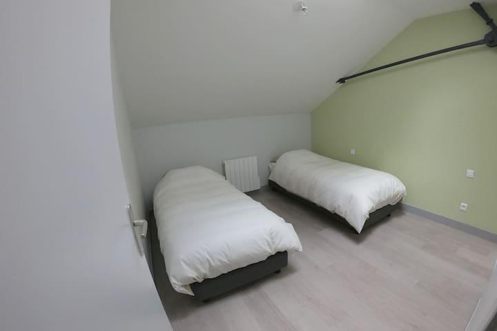 3ème chambre.