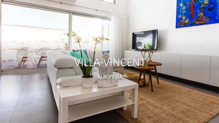 Design Villa Albufeira 4 bedrooms 3 bathrooms