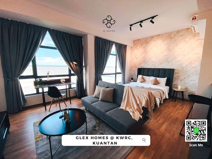 Glex Homes Studio Next To Swiss Belhotel Kuantan