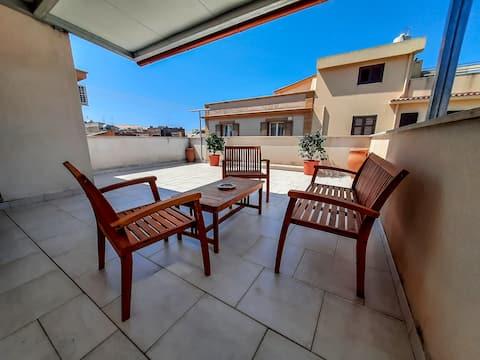 Confortevole casa vacanze a Menfi
