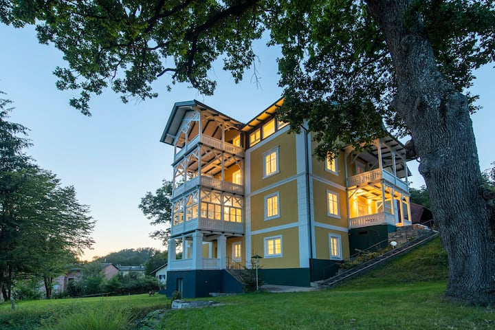 Villa Bella Vista - Penthouse Apartment