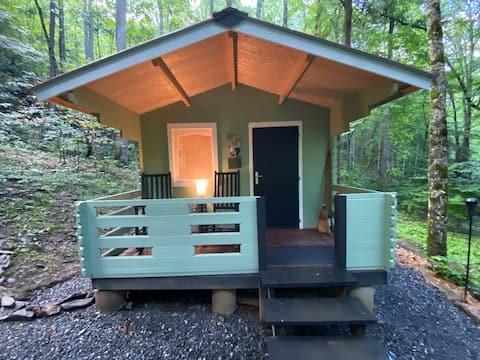 Espoir dans les bois - Une expérience Airbnb différente!